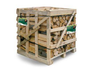 Krbové dřevo polosuché