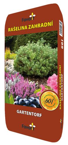 Rašelina zahradní 60l