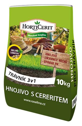 Hnojivo pro trávníky 3v1 10kg