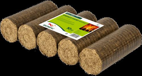 Dřevěné brikety EnergoHard Market